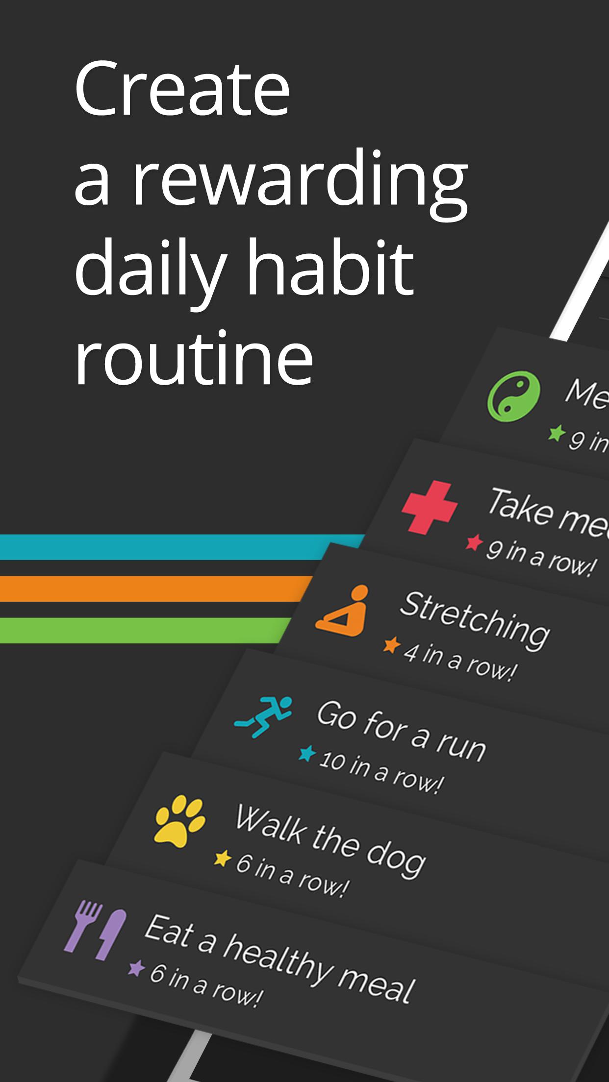 Productive - Habit Tracker Screenshot