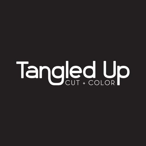 Tangled Up Hair Studio iOS App