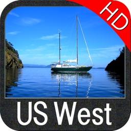 Boating US West & Alaska HD