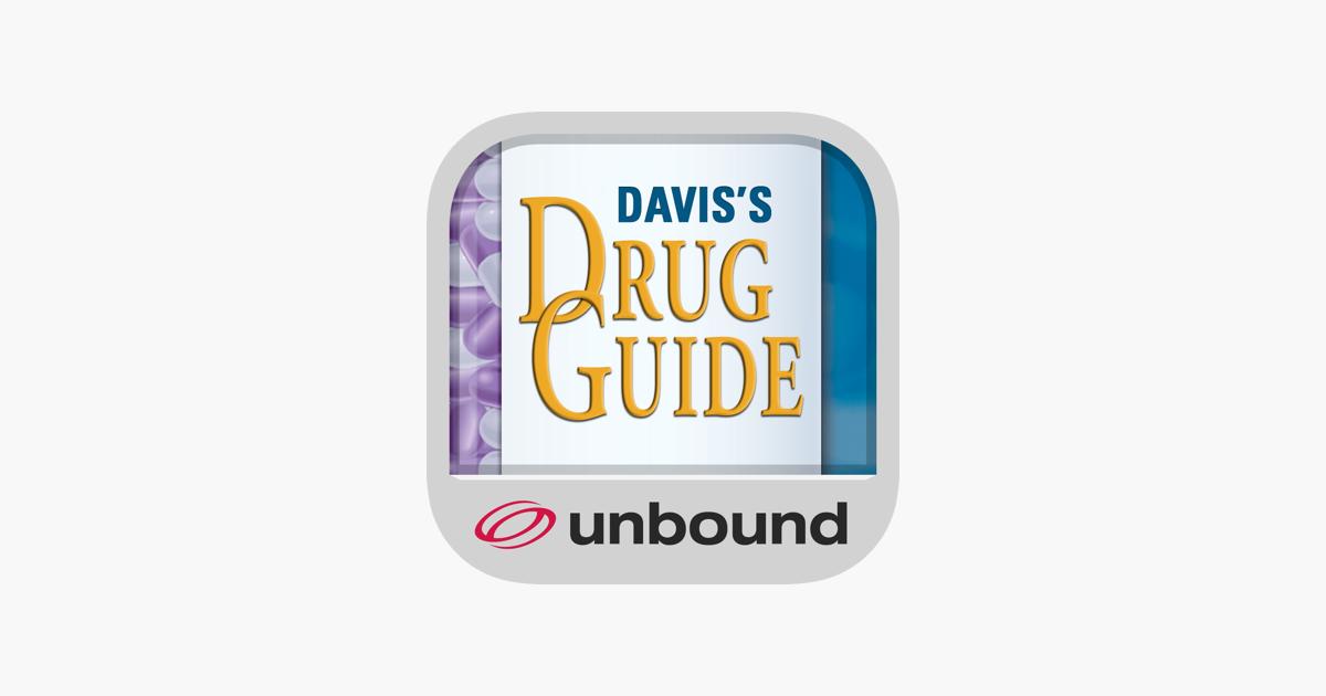 Davis's Drug Guide on the App Store
