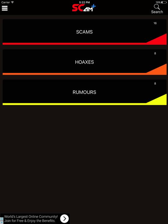 ScamPlus screenshot 8