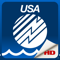 App Icon for Boating USA HD App in Turkey IOS App Store