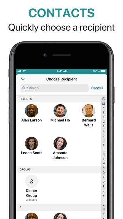 Carrier Messaging screenshot-3