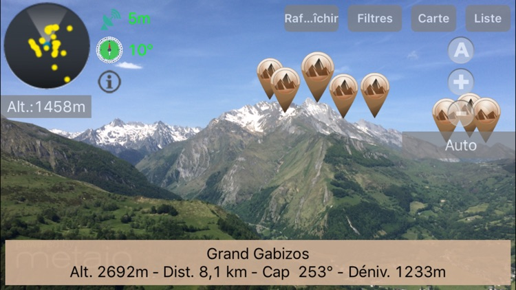 Pyrenees Mountains screenshot-6