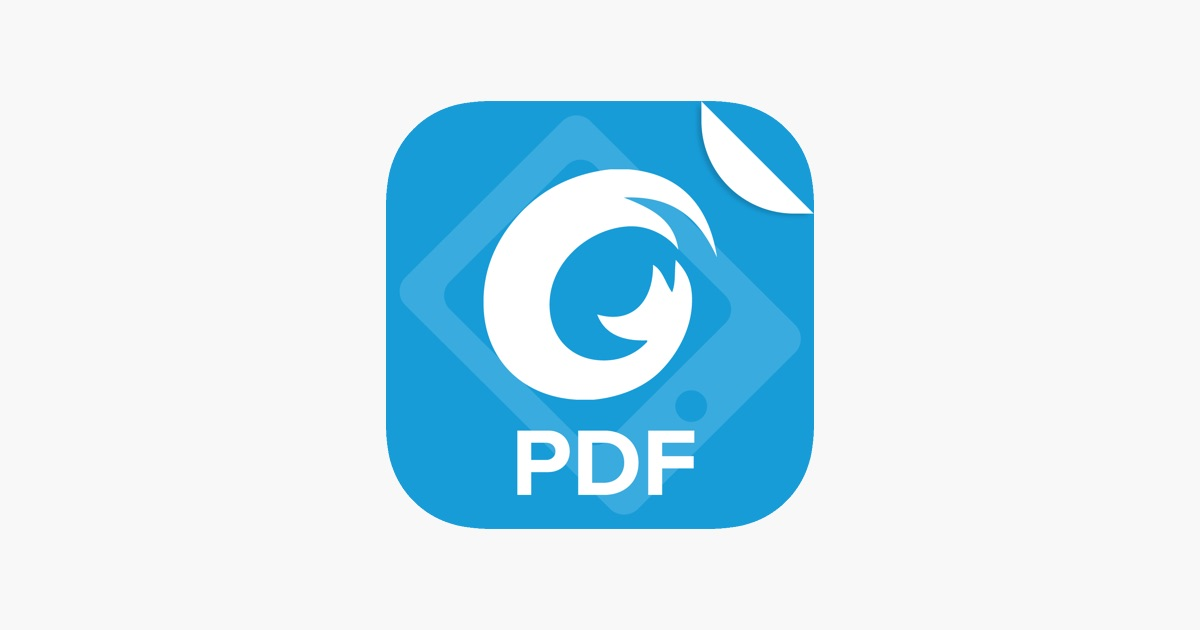 Foxit PDF Reader & Converter on the App Store