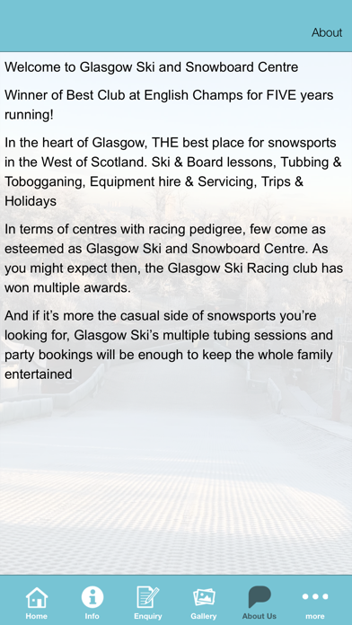 Glasgow Ski Centre screenshot three