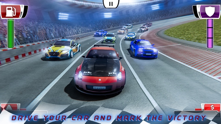 Traffic Race Racing Car 2018 screenshot-3