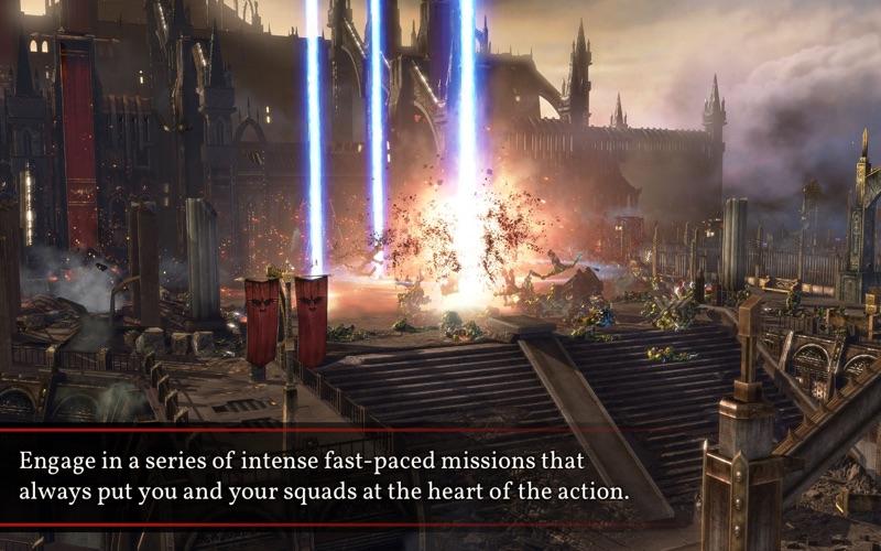 Warhammer 40K: Dawn of War II screenshot 2