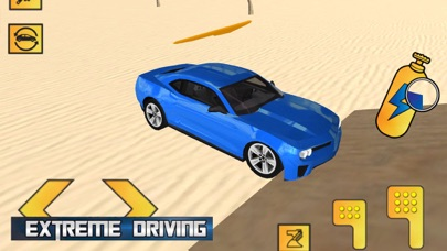 High Speed Car Stunts Driving screenshot three
