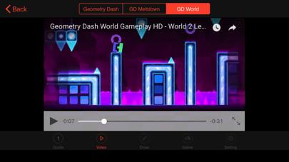 Guide Geometry Dash 3 in 1 Screenshot on iOS