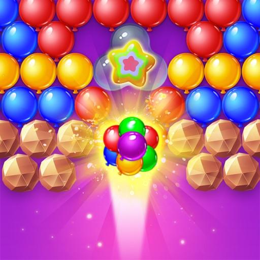 Bubble Shooter Balloon Fly