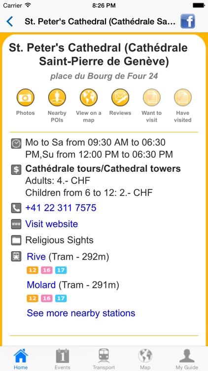Geneva Travel Guide Offline screenshot-4