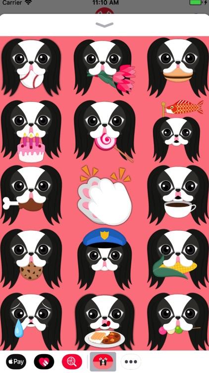 Japanese Chin Puppy Lover screenshot-4