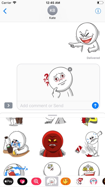 Coco is Funny Emo Sticker Pack