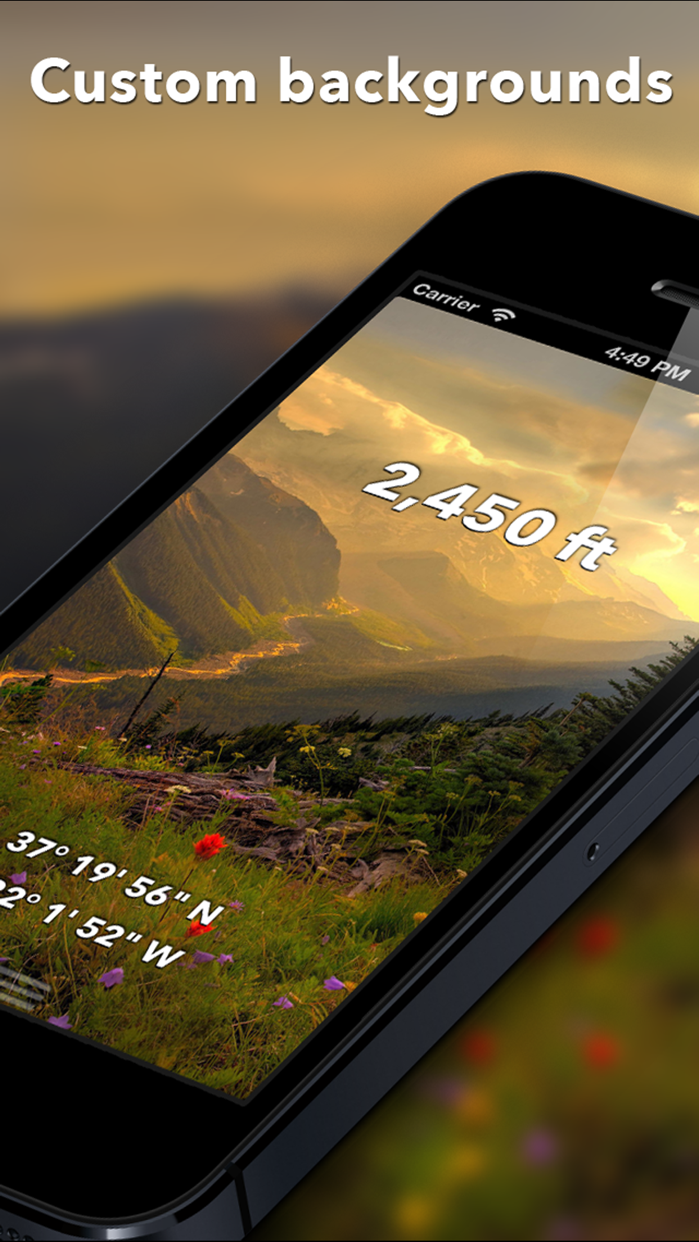 Travel Altimeter Lite Screenshot