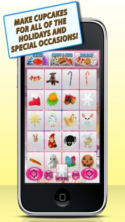Cupcake Maker Games