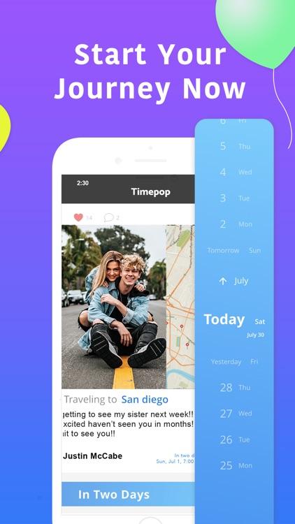 Timepop - Future Goals & Plans screenshot-4