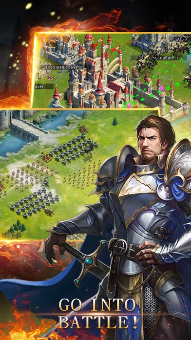 Download Kingdoms Mobile for Pc