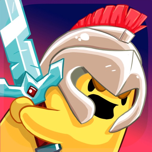 Download Hopeless Heroes: Tap Attack free for iPhone, iPod and iPad