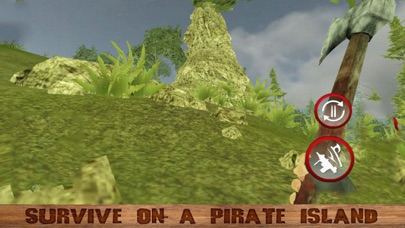 Fighting Survice:Wild Island screenshot three