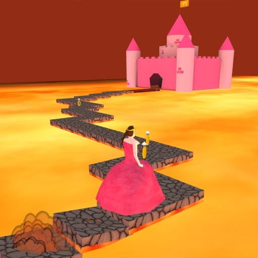 Castle Princess Runner iOS App