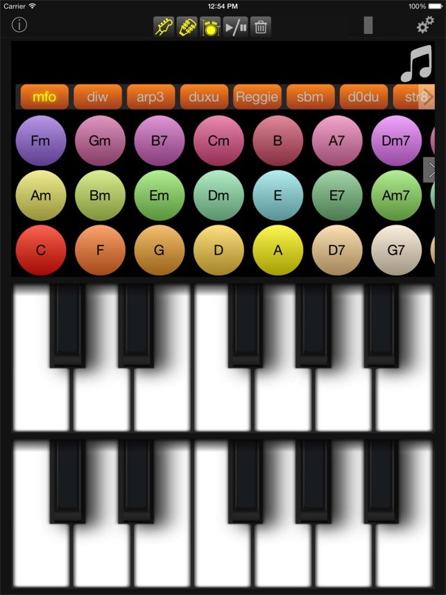 Guitar Plus Chords Arpeggio And Piano On The App Store