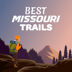 49.Best Missouri Trails