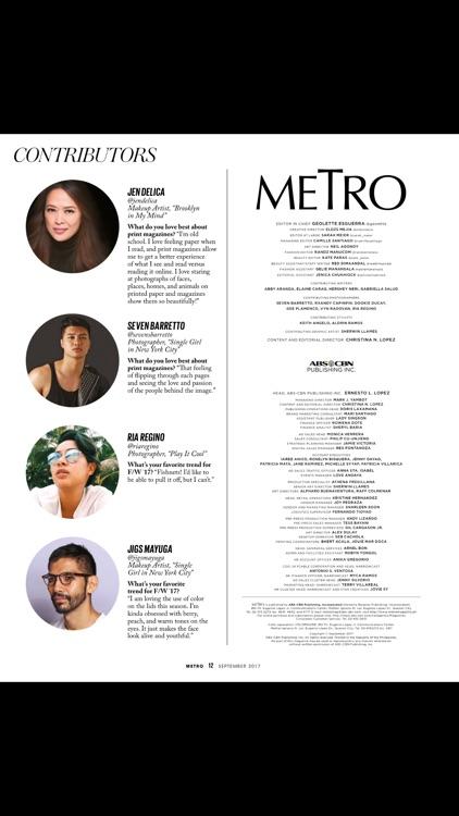 Metro (Magazine) screenshot-3