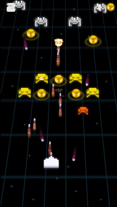 Screenshot 2 ENDLESS INVADERS