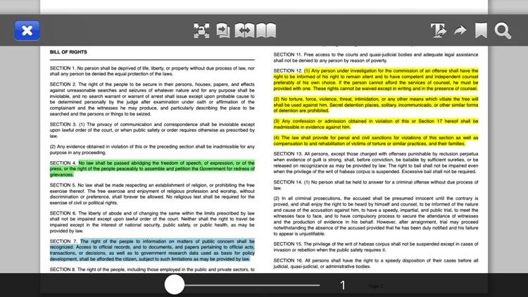 LawJuan: Constitution screenshot-4