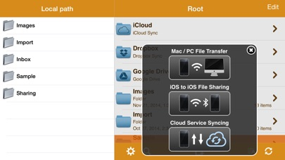 AirDisk Pro - Wireless Flash Drive Screenshot 3