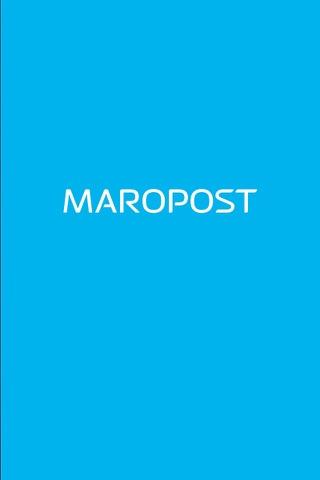 Maropost - náhled