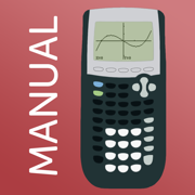 TI 84 Graphing Calculator Man.