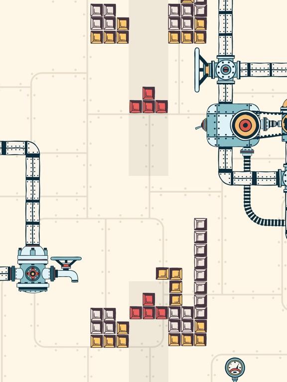 Steampunk Puzzle Physics Game для iPad