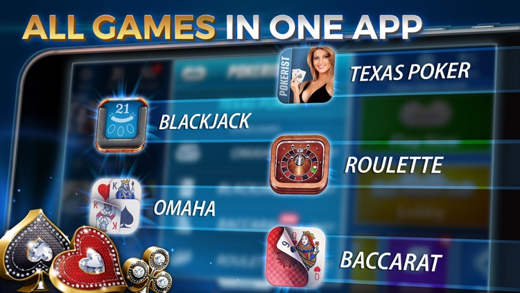 Texas Holdem Poker: Pokerist screenshot-3