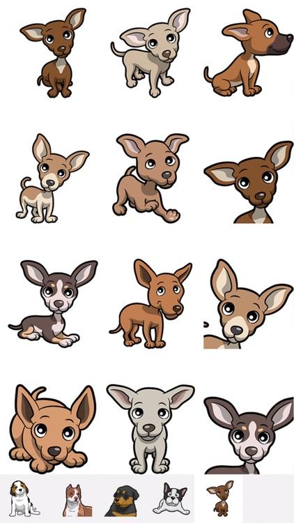PitMoji - Dog Emoji & Stickers screenshot-4