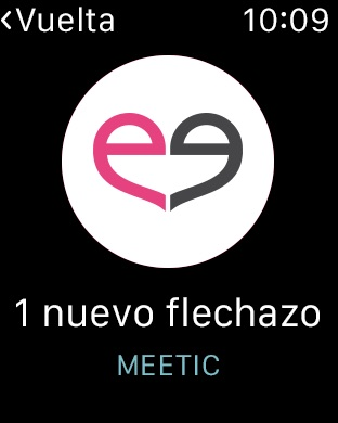 Meetic Screenshot