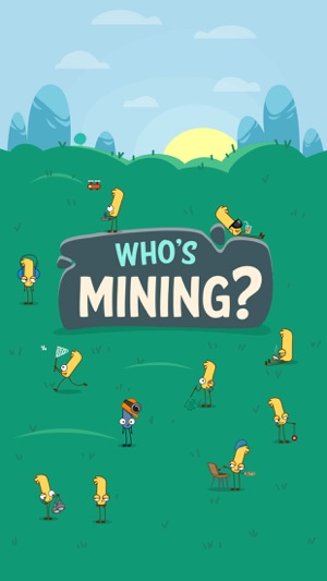 Who's Mining? Screenshot