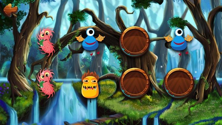 Kids Game Fun Monster Memory