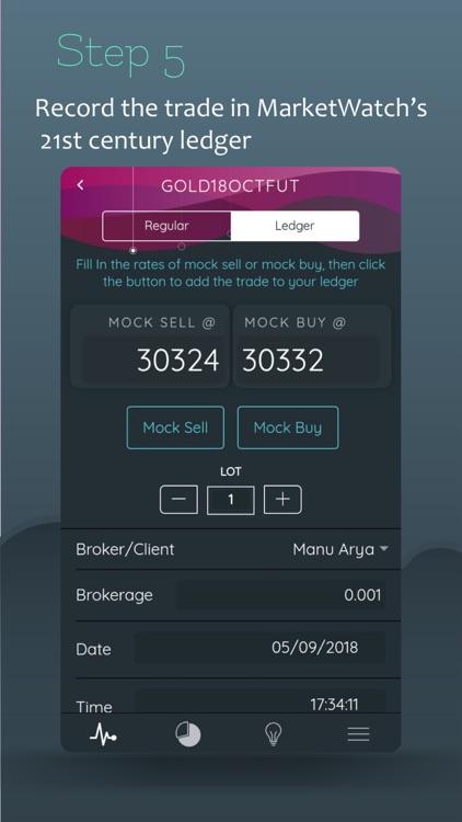 Market-Watch screenshot-3