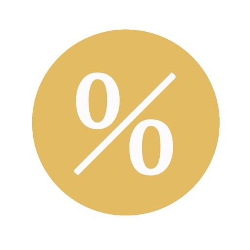割引計算・消費税計算-お買い物に便利な計算機 - 税卓