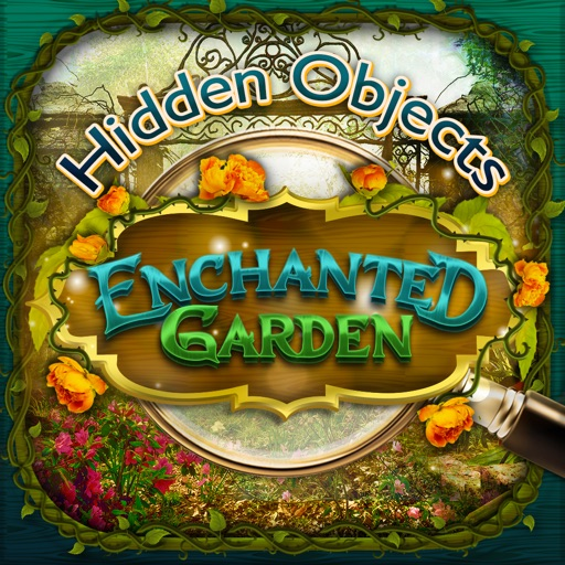 Hidden Objects Enchanted Secret Garden Passages