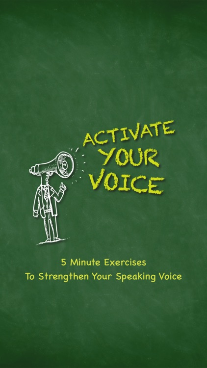 Activate Your Voice