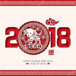 Chinese New Year - Stickers