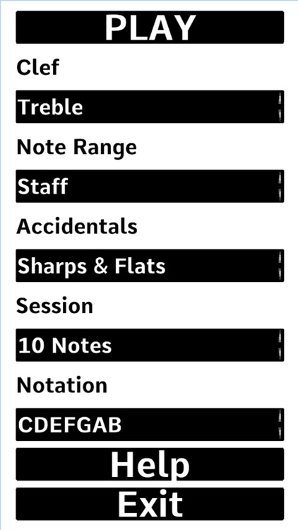 Music Staff Notes screenshot-3