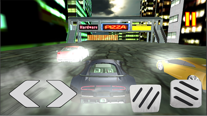 Fantasy Car Racing screenshot one