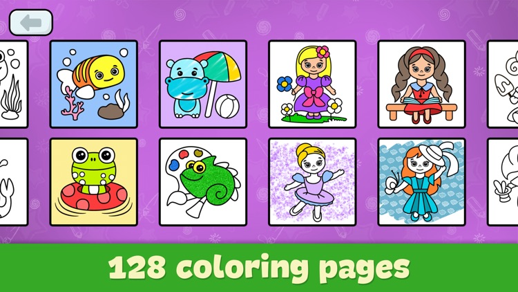 Drawing for kids: doodle games screenshot-4