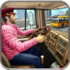 High School Bus Driving 2017 icon