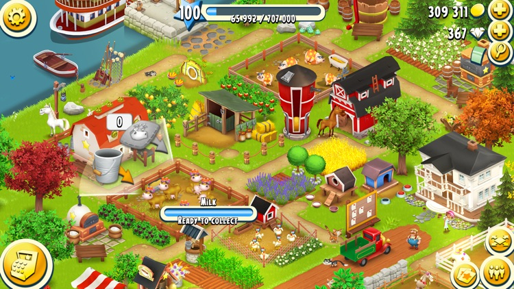 Hay Day screenshot-4