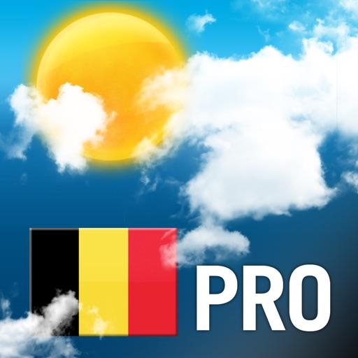 Weather for Belgium Pro